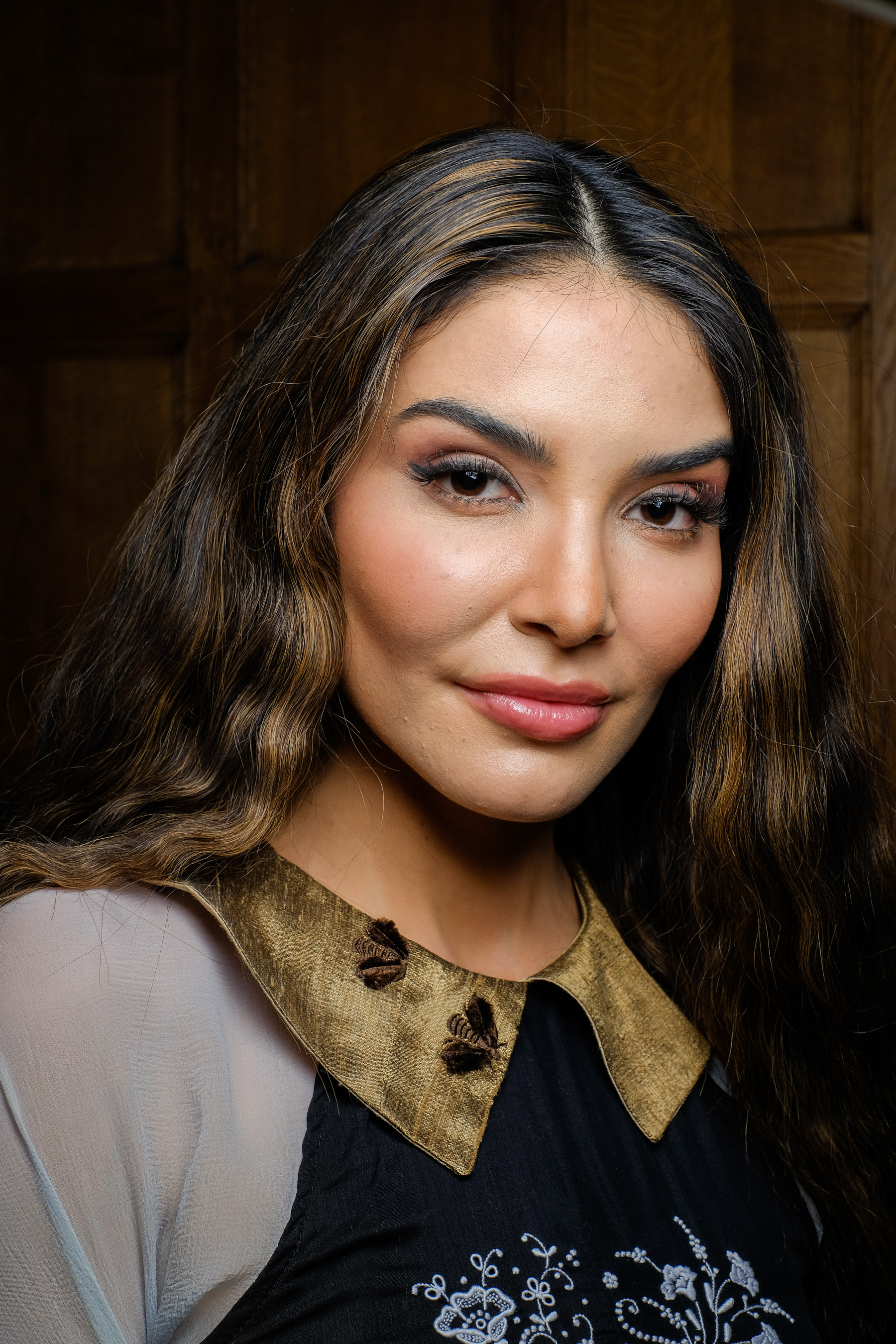 Prophetik Spring 2021 Fashion Show backstage beautyPhotos