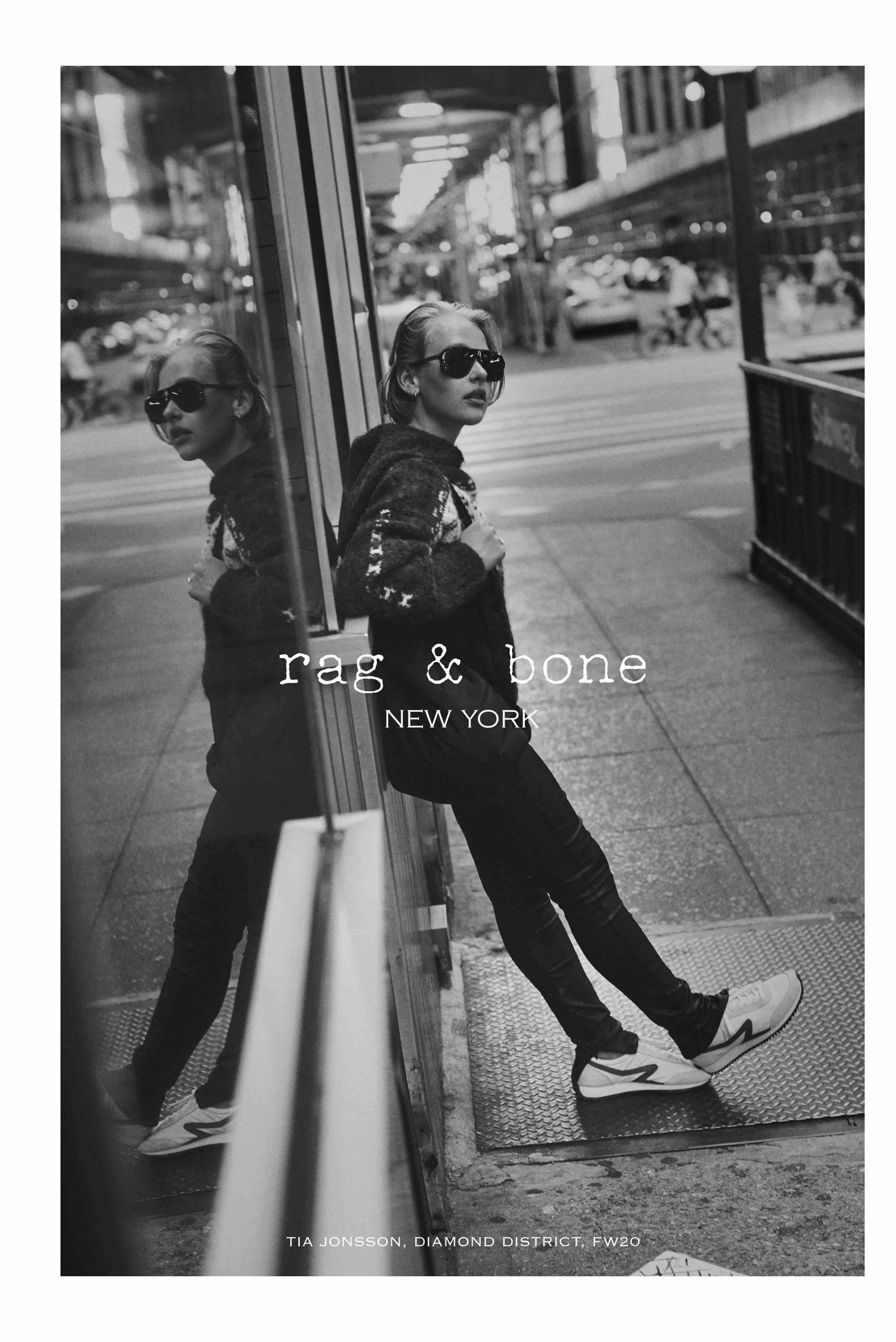 rag & bone Fall 2020 Ad Campaign Film & Photos