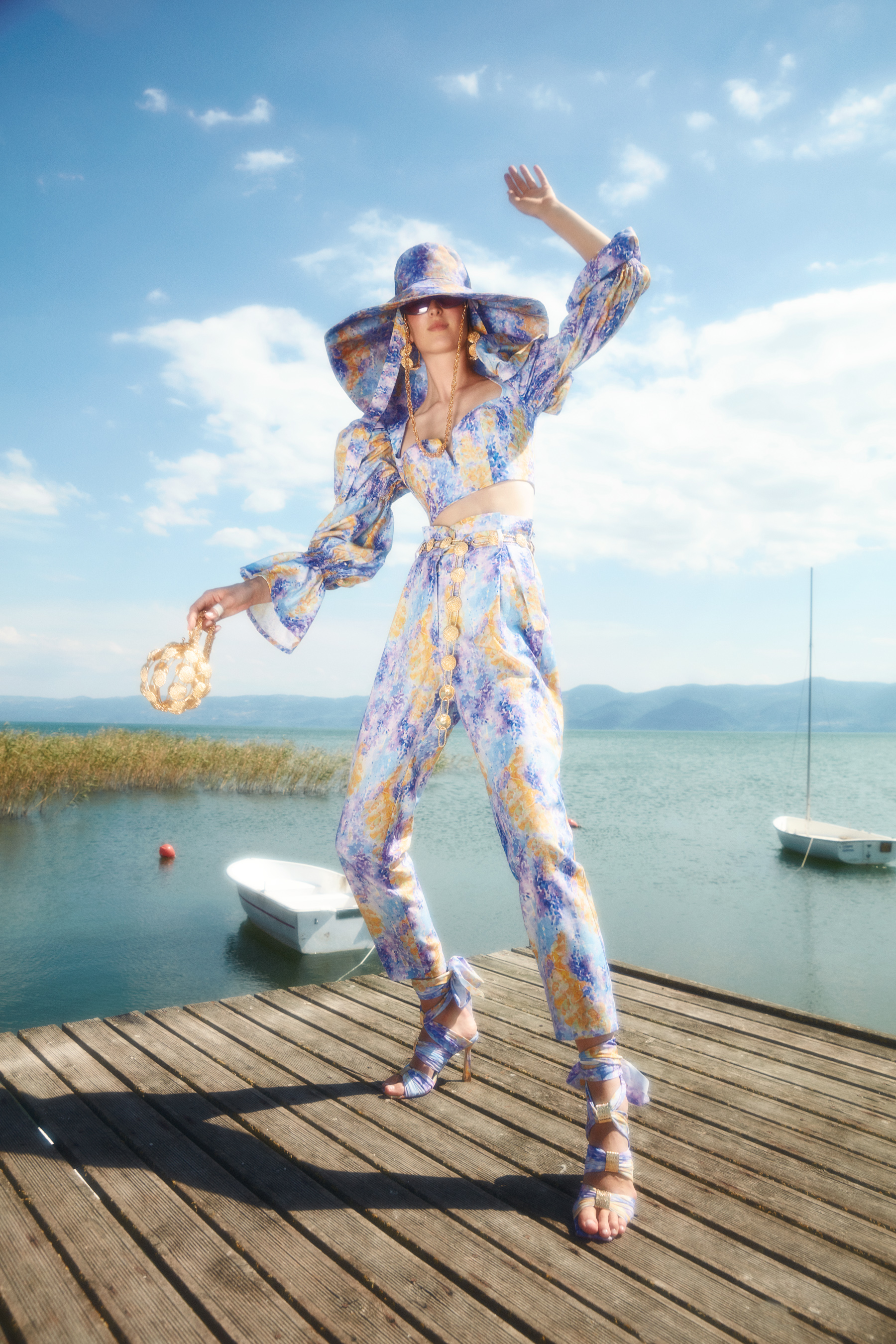 Raisavanessa Spring 2021 Fashion Show Photos