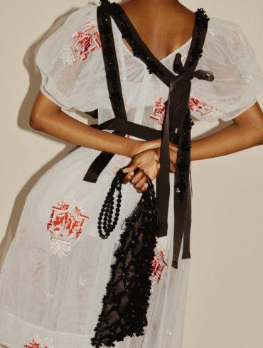 Simone Rocha Spring 2021 Fashion Show Backstage