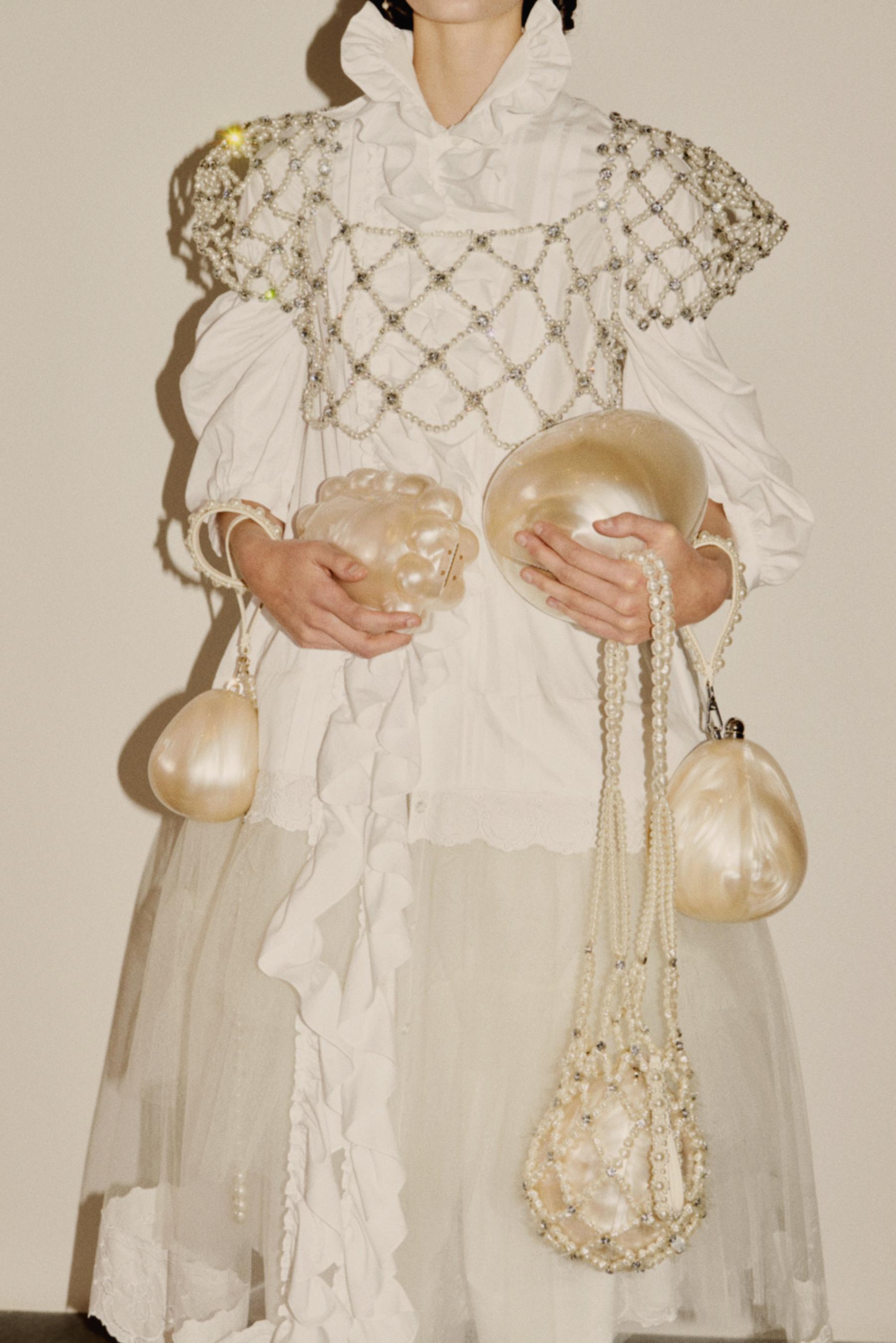 Simone Rocha Spring 2021 Fashion Show Photos