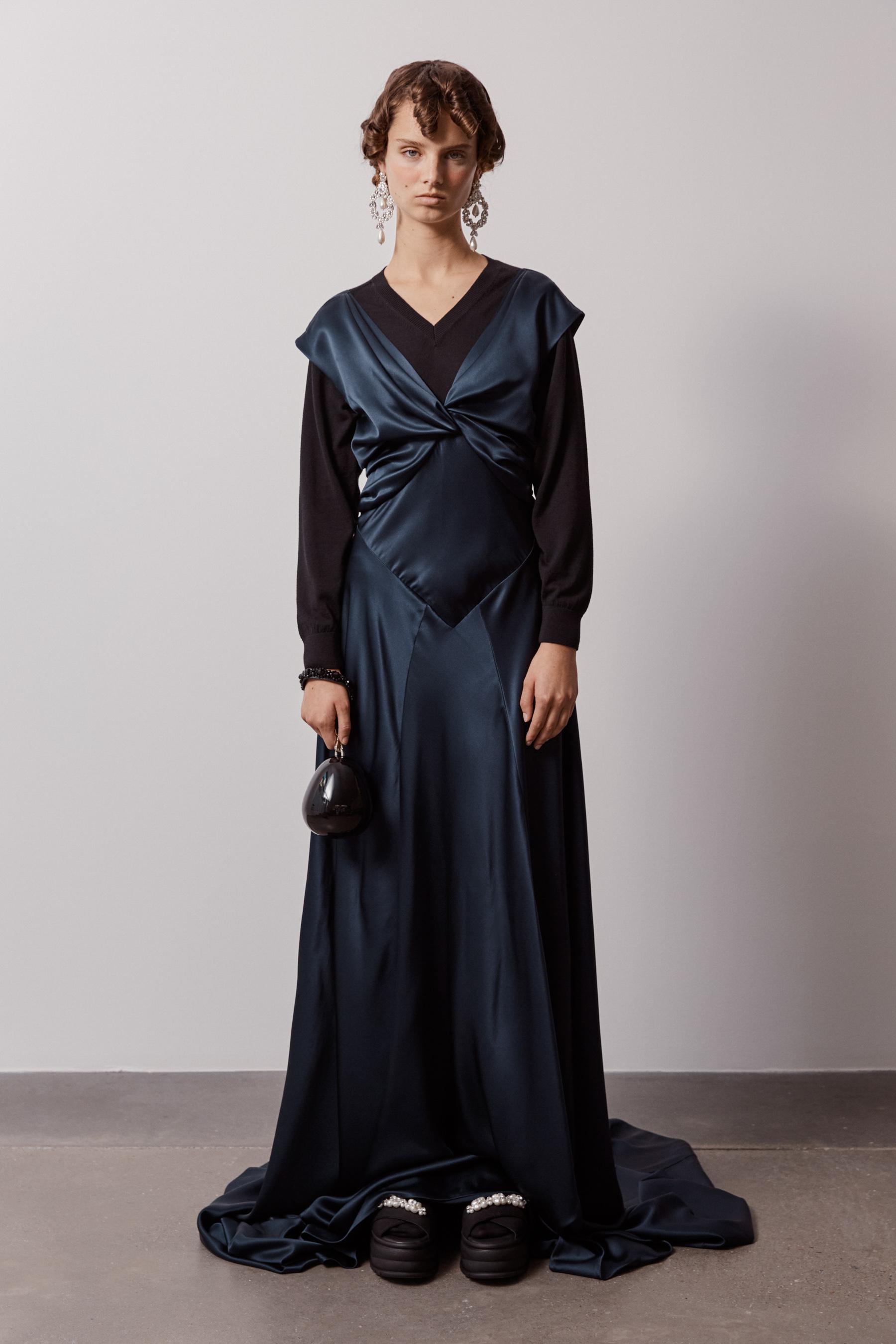 Simone Rocha Spring 2021 Fashion Show