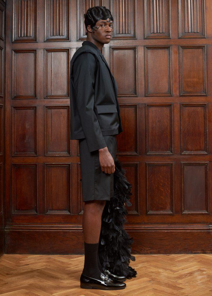 Bianca Saunders Spring 2021 Fashion Show