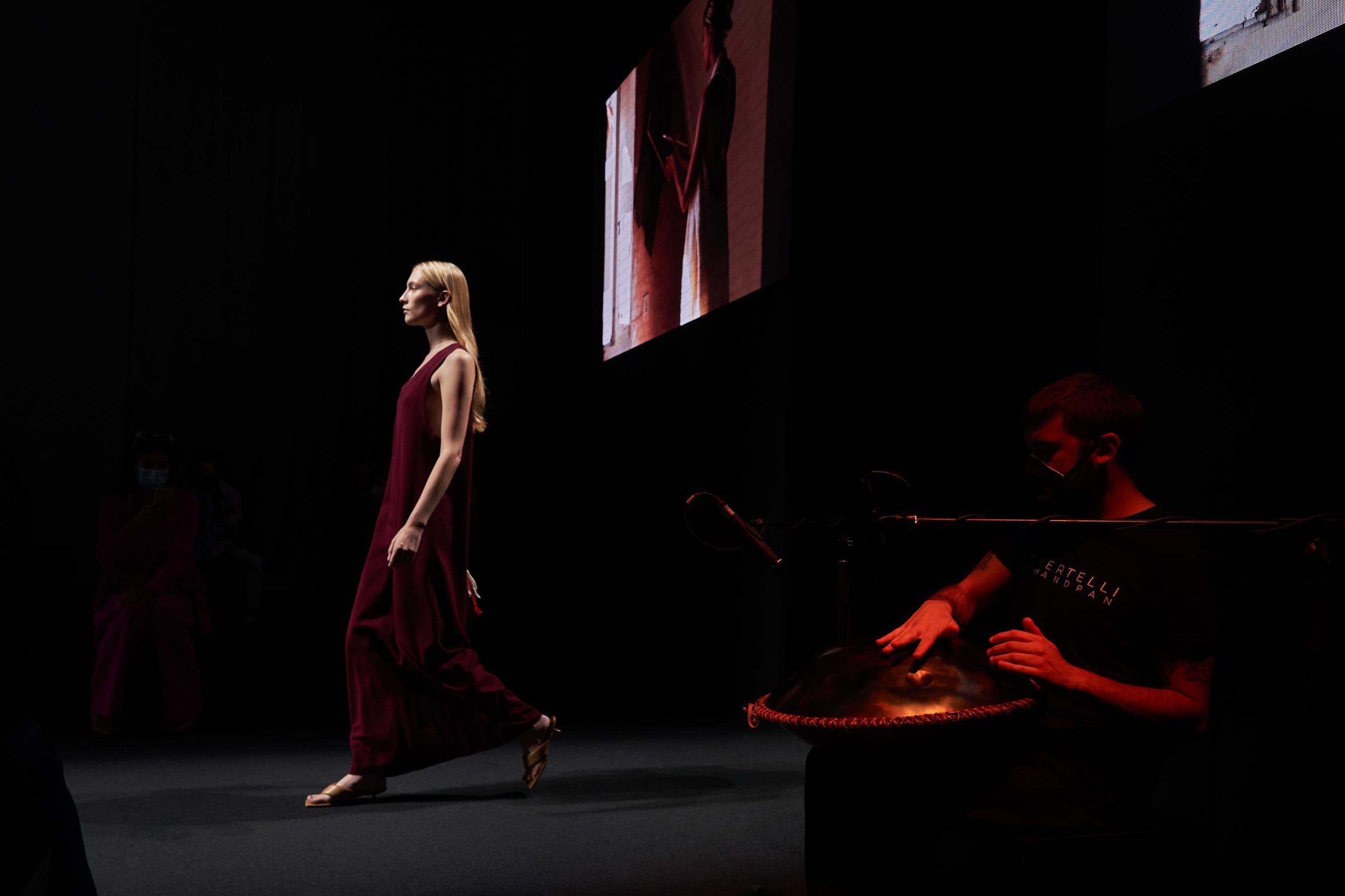 Simona Marziali Spring 2021 Fashion Show Photos