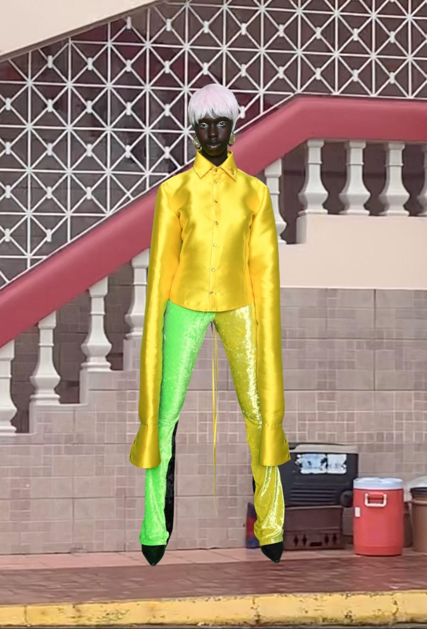 Theophilio Spring 2021 Fashion Show