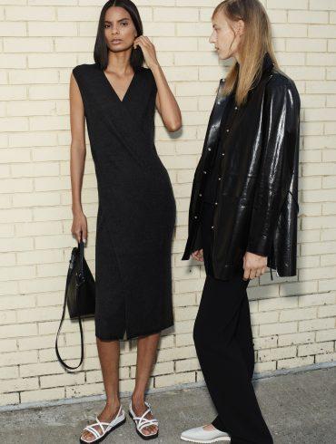 Theory Spring 2021 Fashion Show