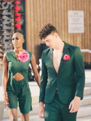 Tiffany Brown Designs Spring 2021 Fashion Show Film