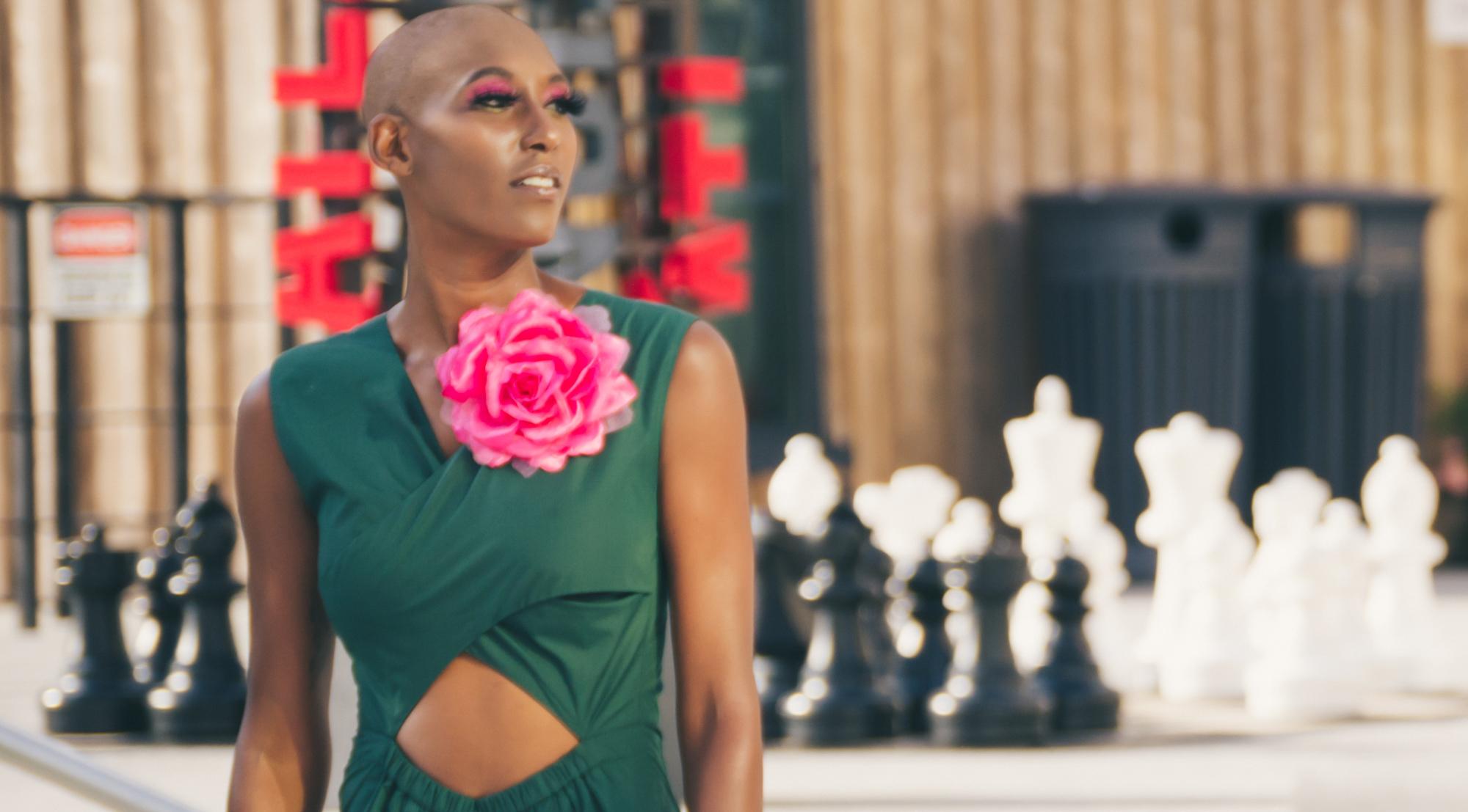Tiffany Brown Designs Spring 2021 Fashion Show Photos