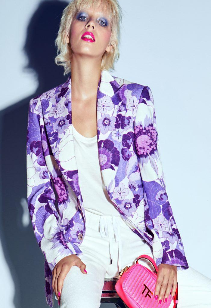Tom Ford Spring 2021 Fashion Show Photos