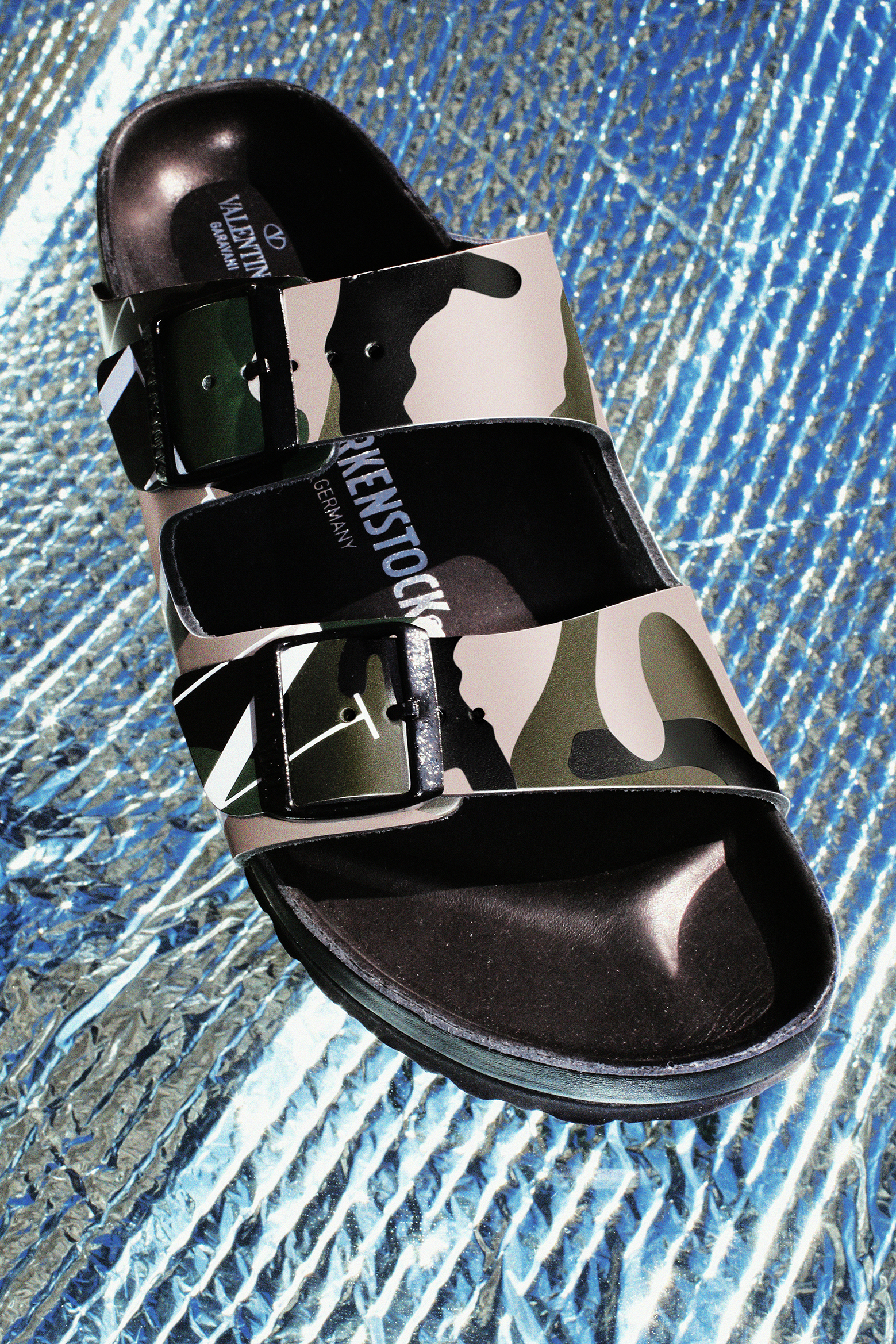Valentino & Birkenstock Unveil Second Collection