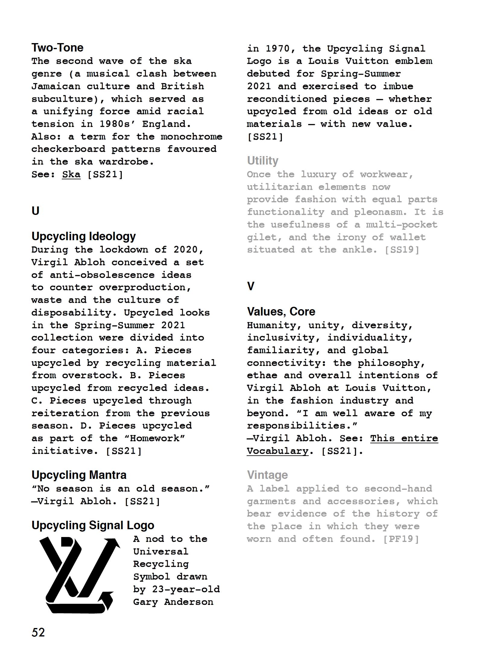 Louis Vuitton Mens News