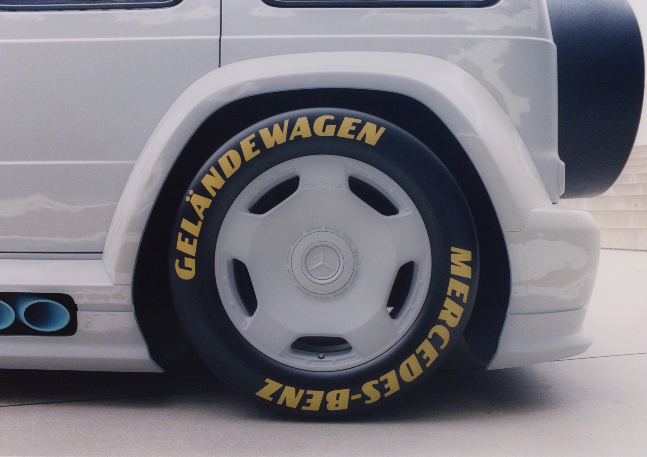 Project Geländewagen Photos