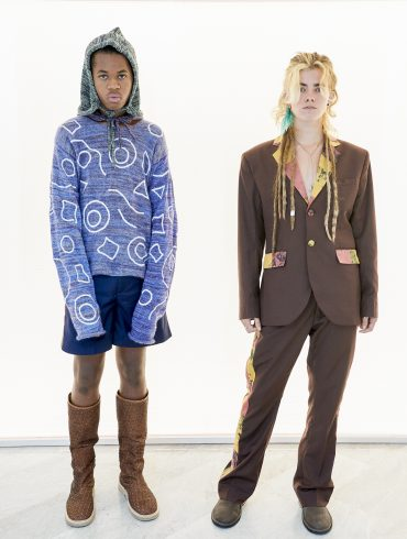 Vitelli Presenta Gioventu Cosmica Feat. Bloke Spring 2021 Fashion Show