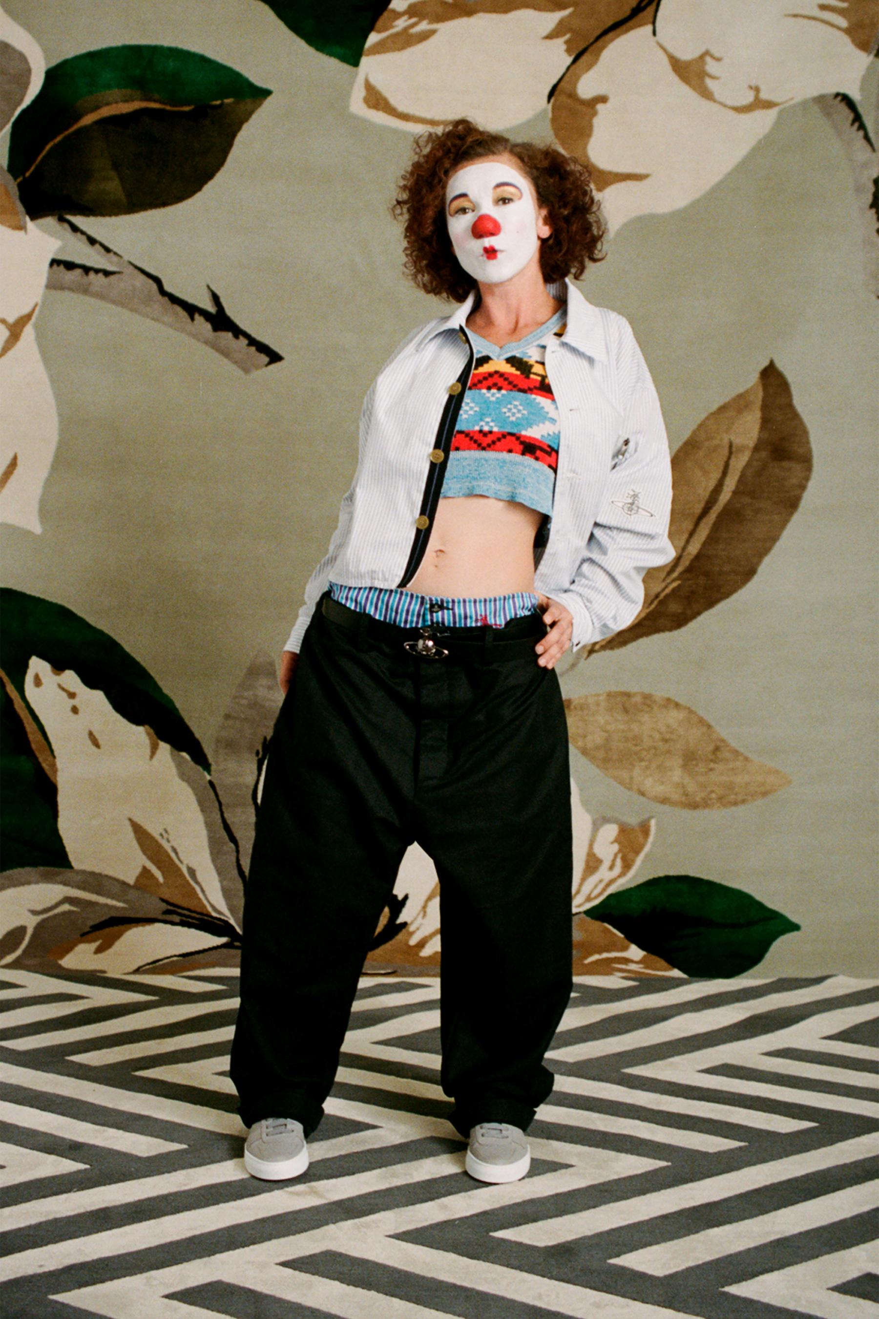 Vivienne Westwood Spring 2021 Fashion Show Photos