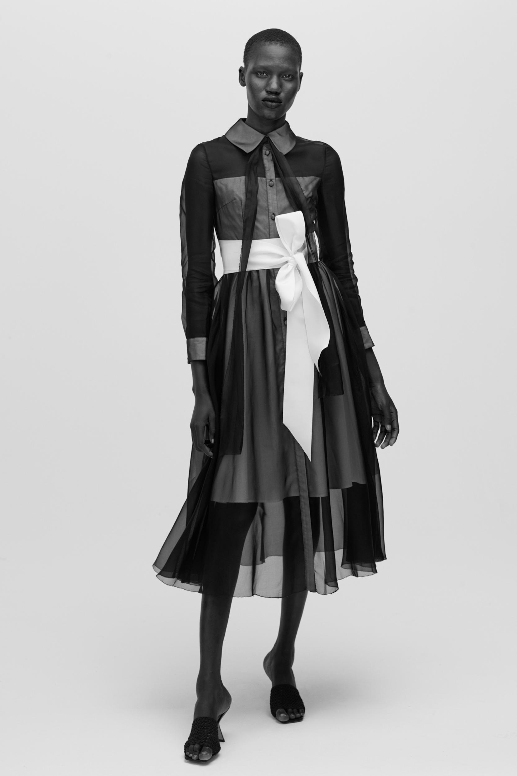 Huishan Zhang Spring 2021 Fashion Show