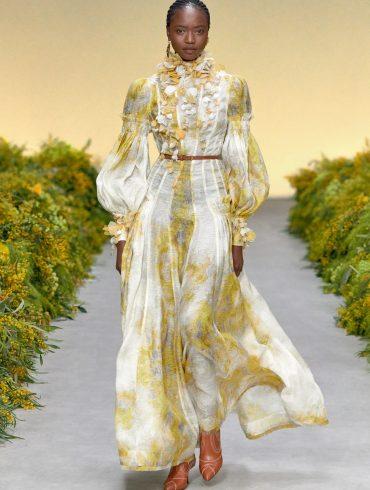 Zimmermann Spring 2021 Fashion Show Film