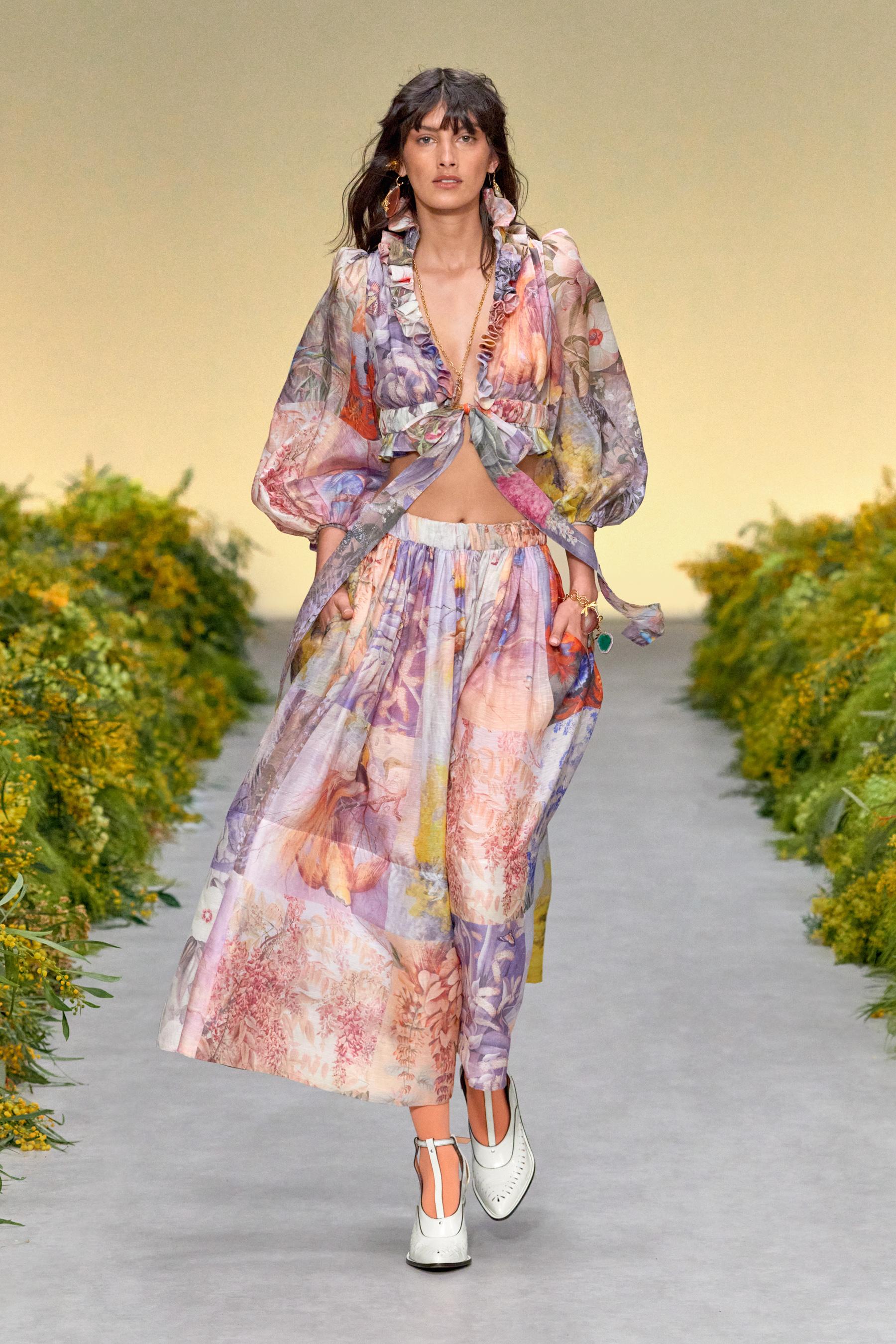 Zimmermann Spring 2021 Fashion Show Photos