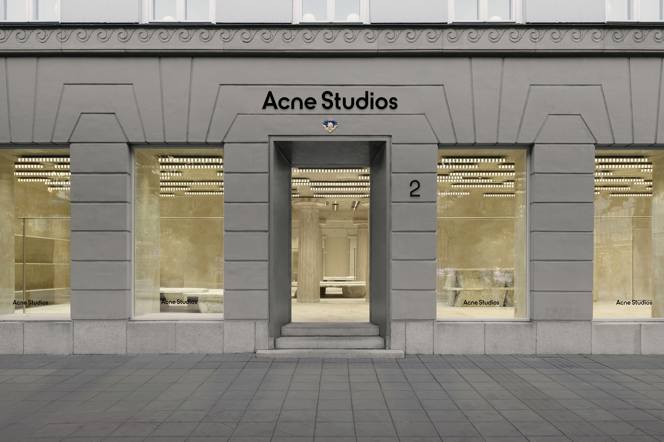 Acne Studios Store Scout