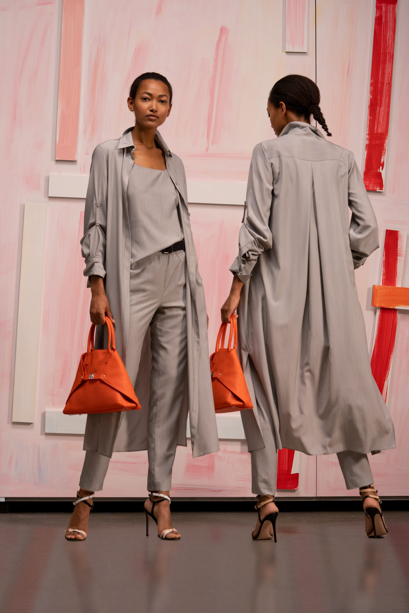 Akris Spring 2021 Fashion Show Photos