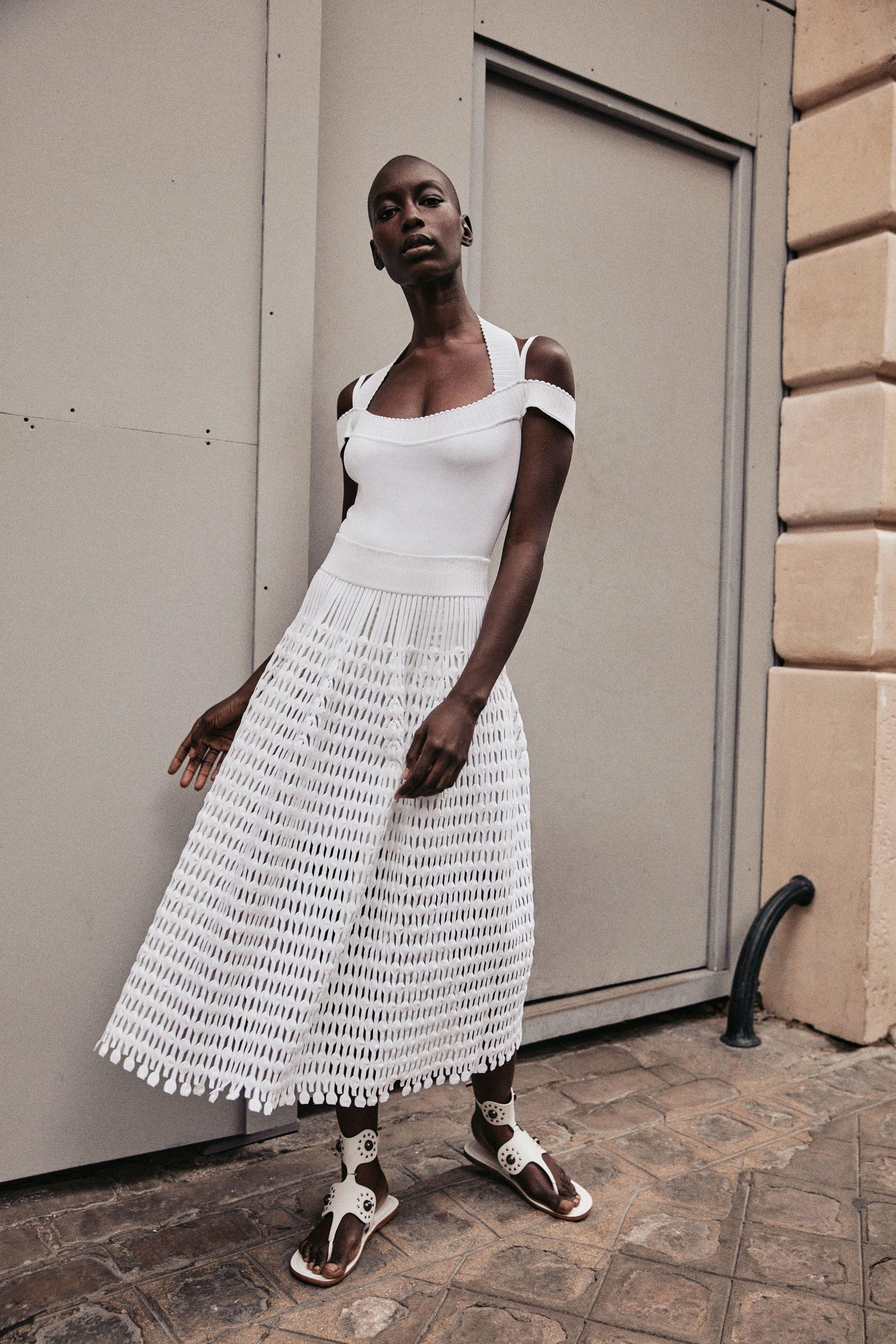 Alaia Spring 2021 Fashion Show Photos