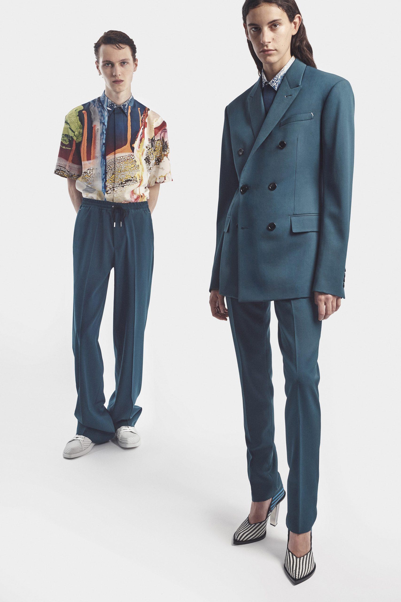 Berluti Spring 2021 Men's Fashion Show Photos