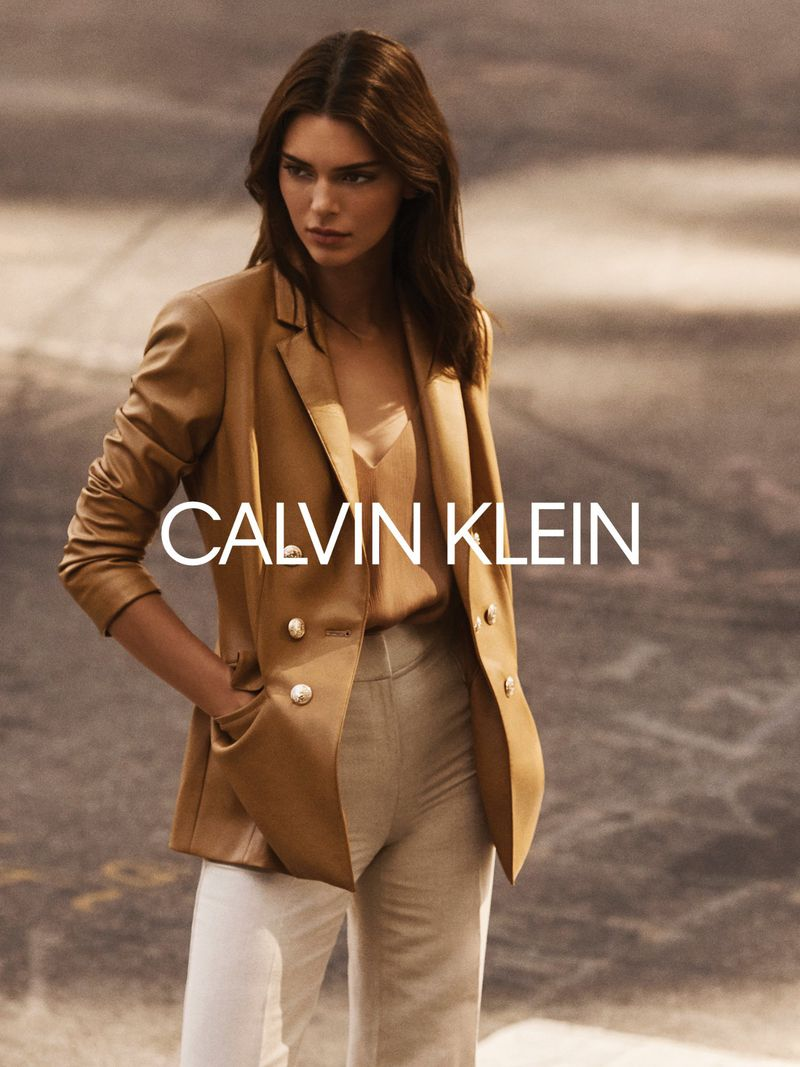 Calvin Klein Fall 2020 Ad Campaign Photos
