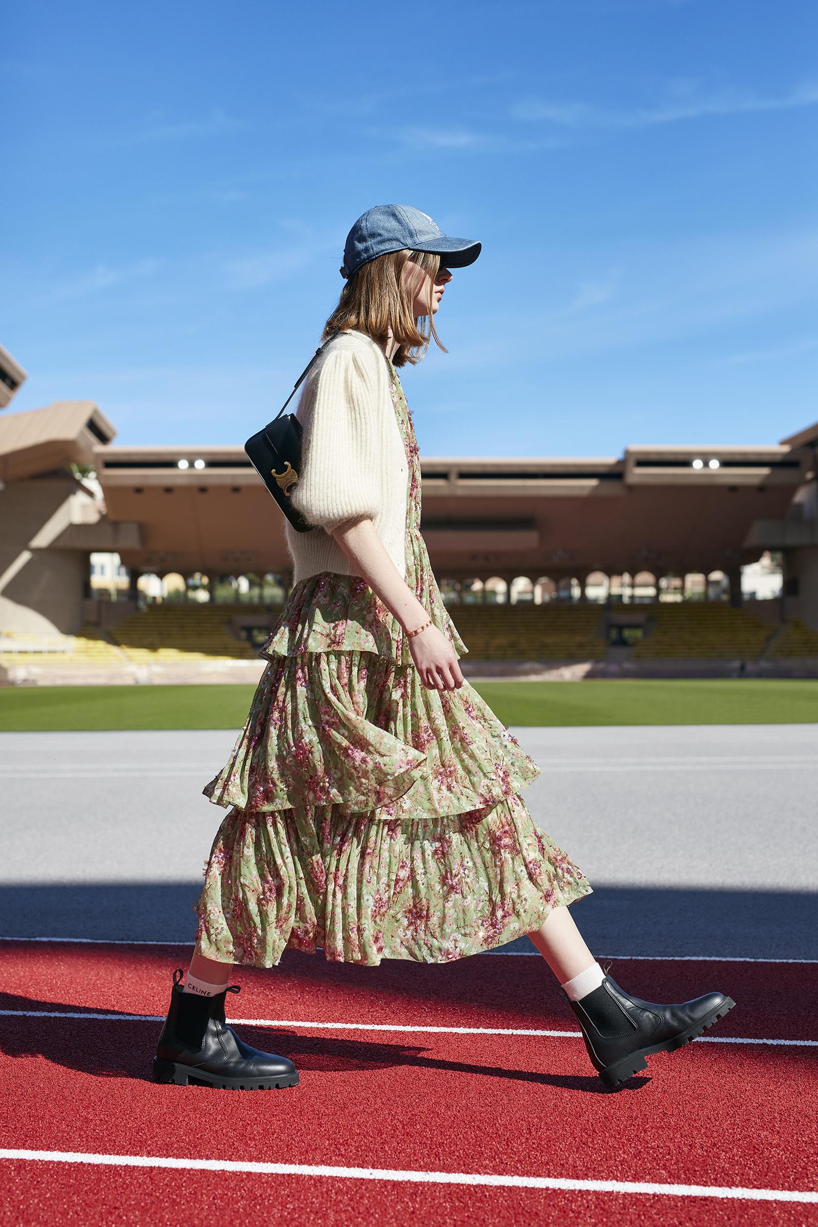 Celine Spring 2021 Fashion Show