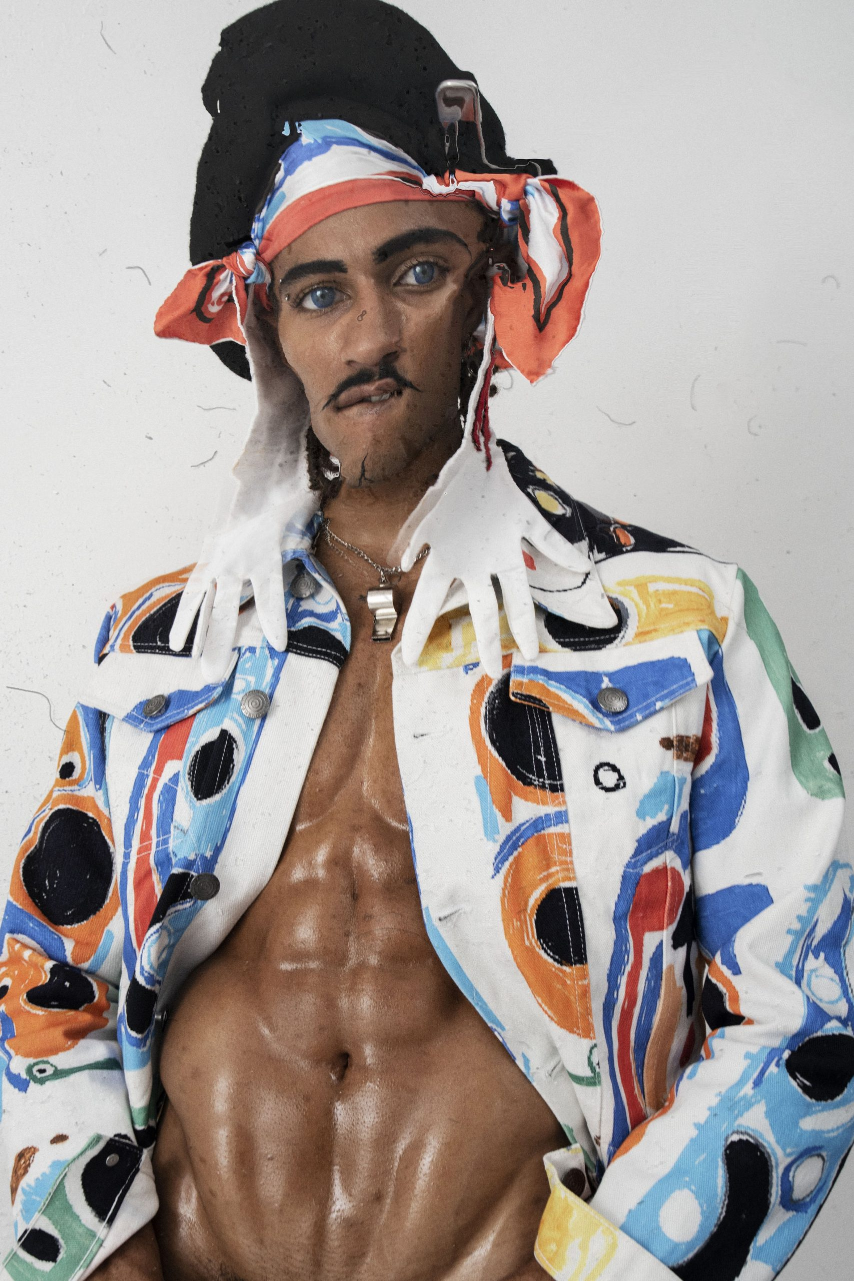 Charles Jeffrey Loverboy Spring 2021 Fashion Collection Photos