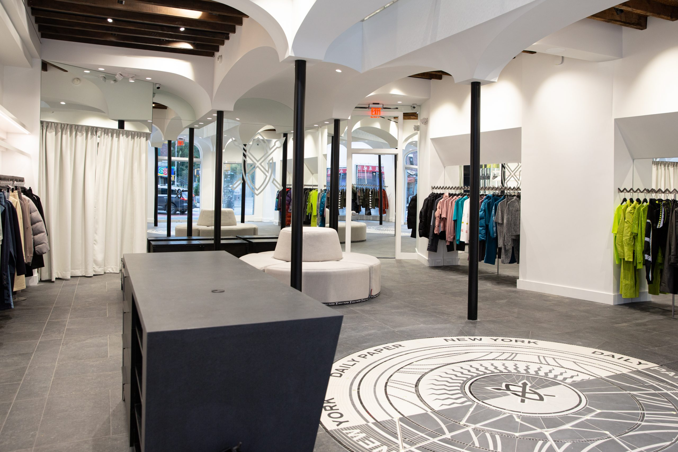 Daily Paper Opens NYC Flagship