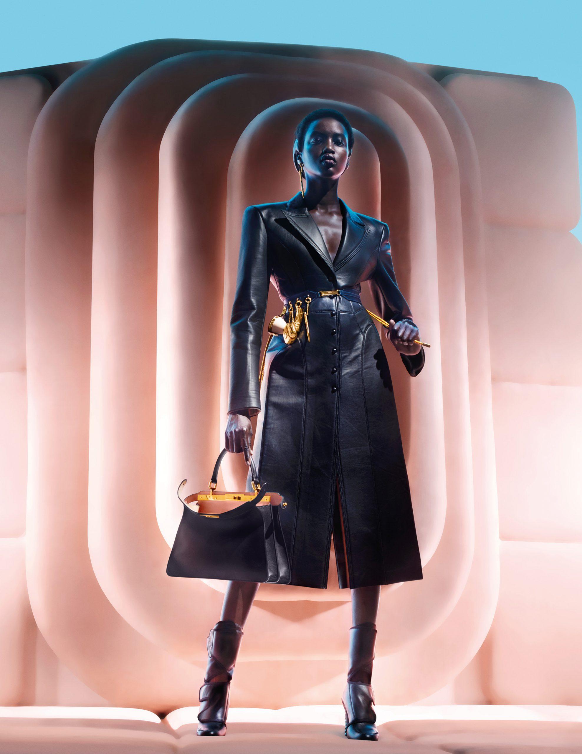 Fendi Fall 2020 Ad Campaign Film & Photos