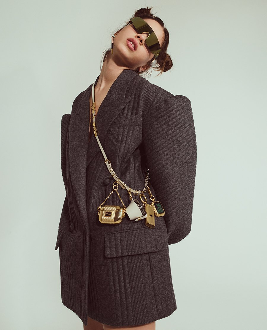 Fendi X Chaos Fall 2020 Ad Campaign Film & Photos