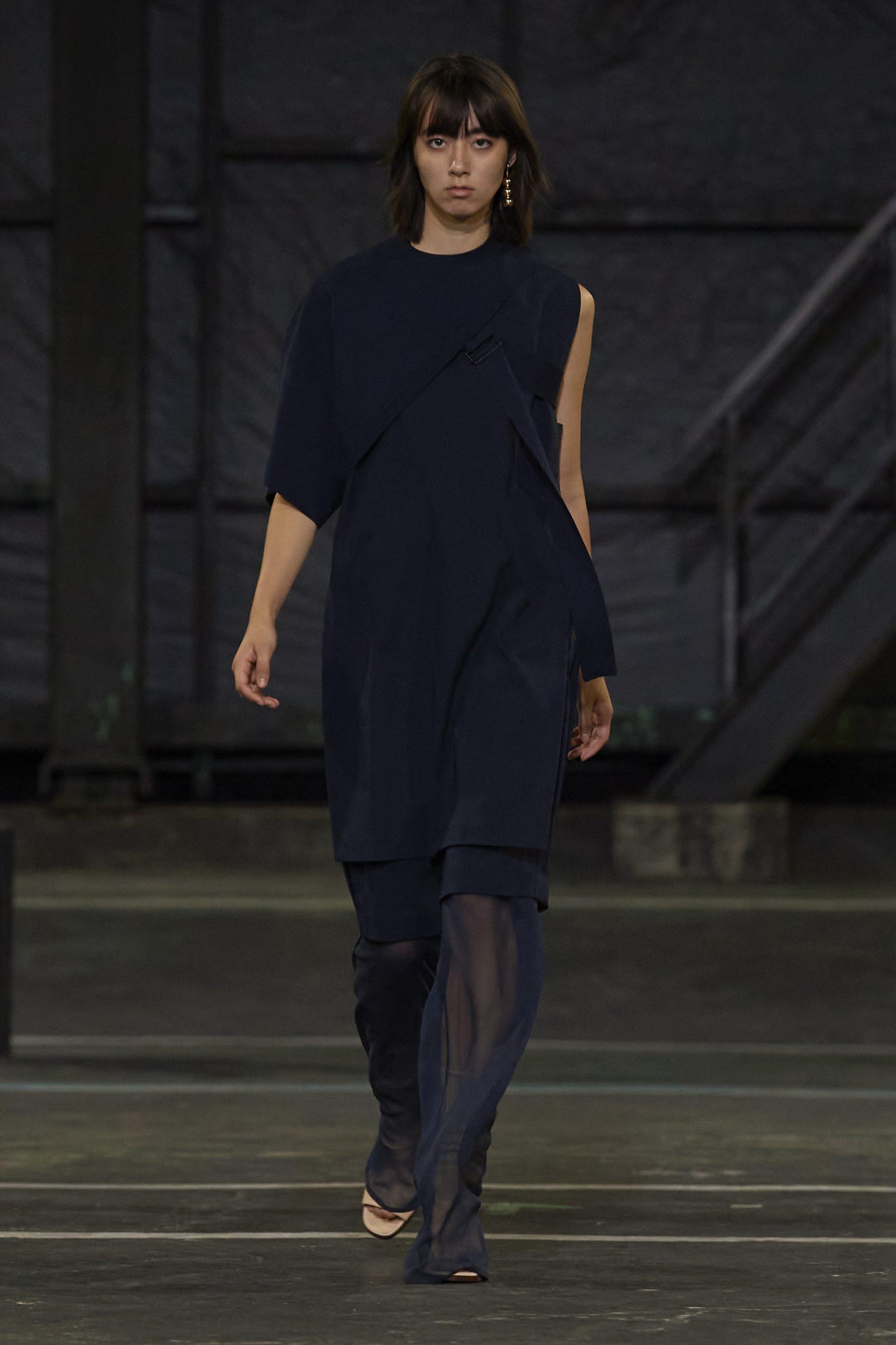 Hyke Spring 2021 Fashion Show Photos