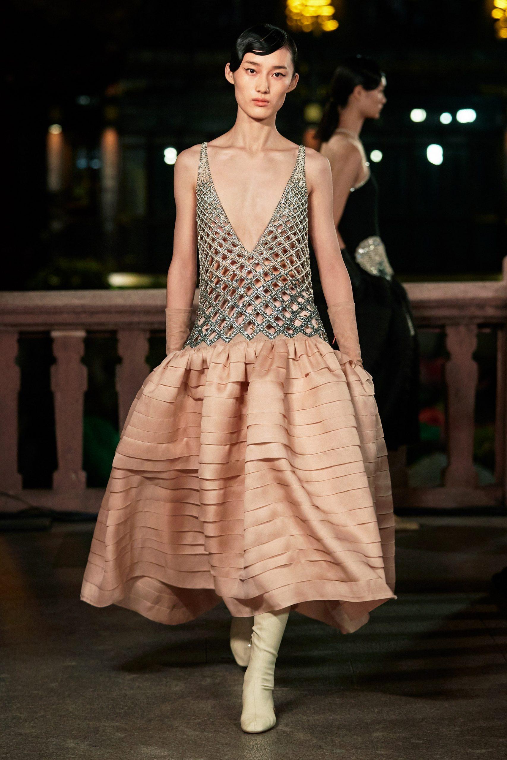 Lanvin Spring 2021 Fashion Show Review