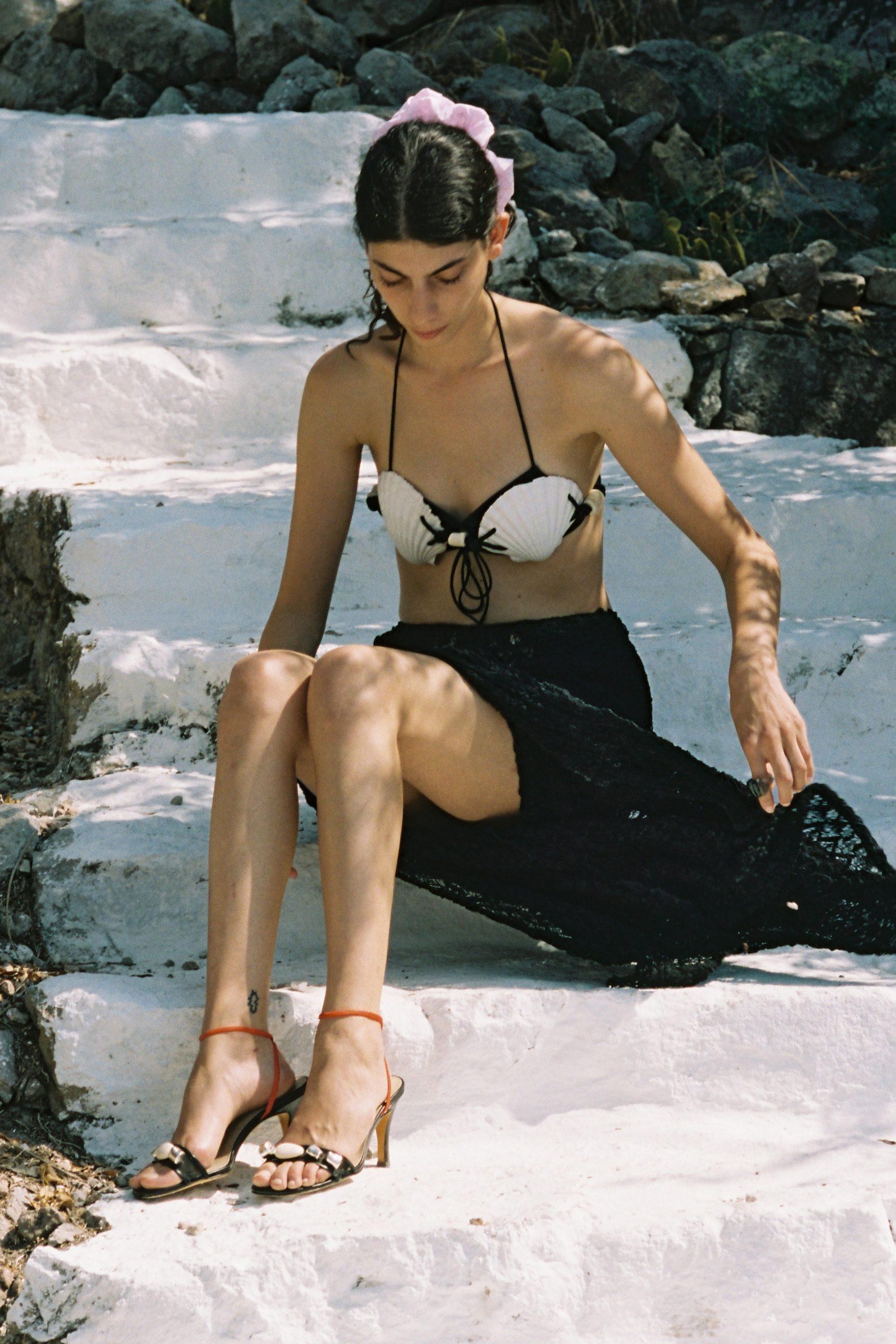 Maryam Nassir Zadeh Spring 2021 Fashion Show Photos