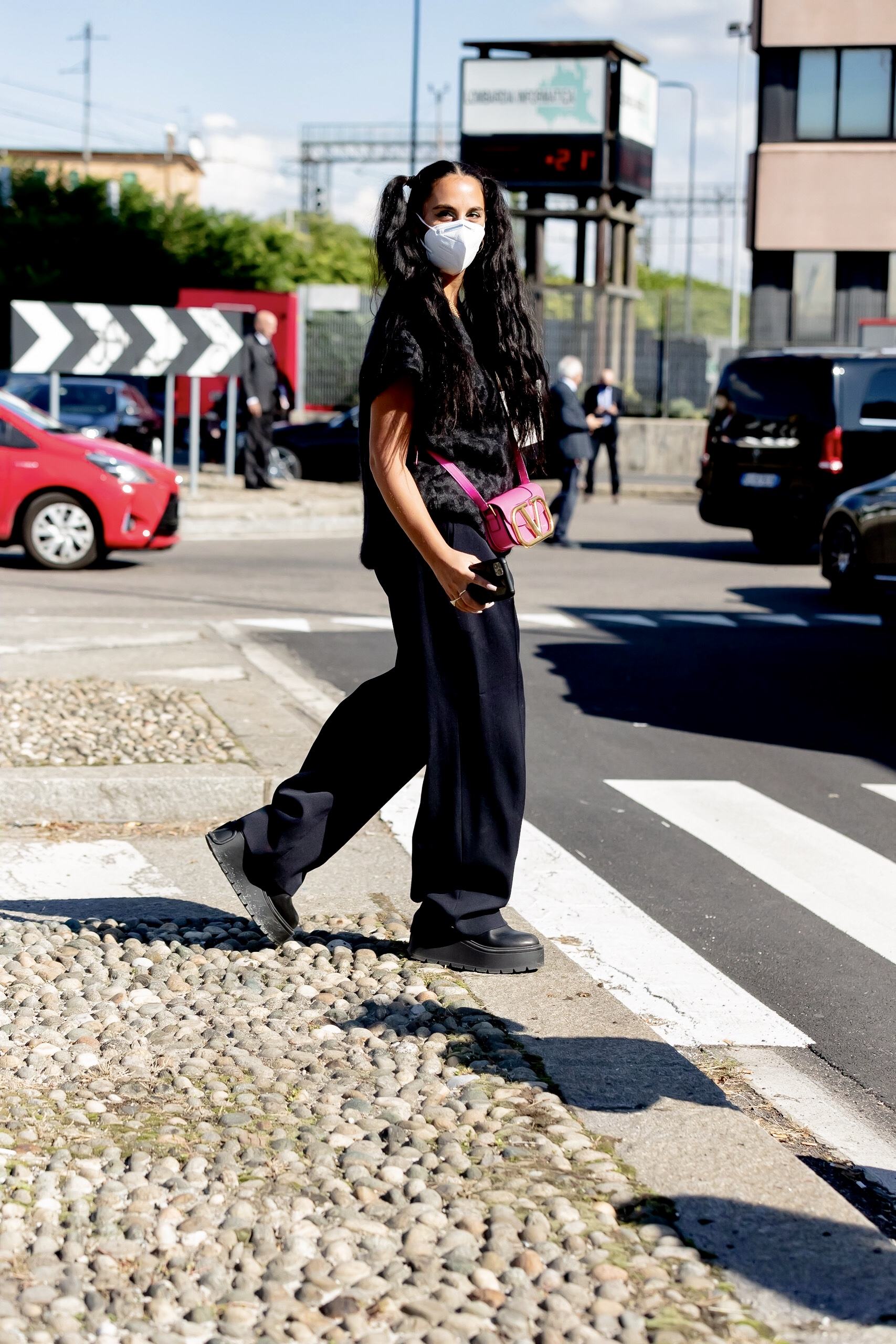 Milan Spring 2021 Day x Street Style by Nick Leuze Photos