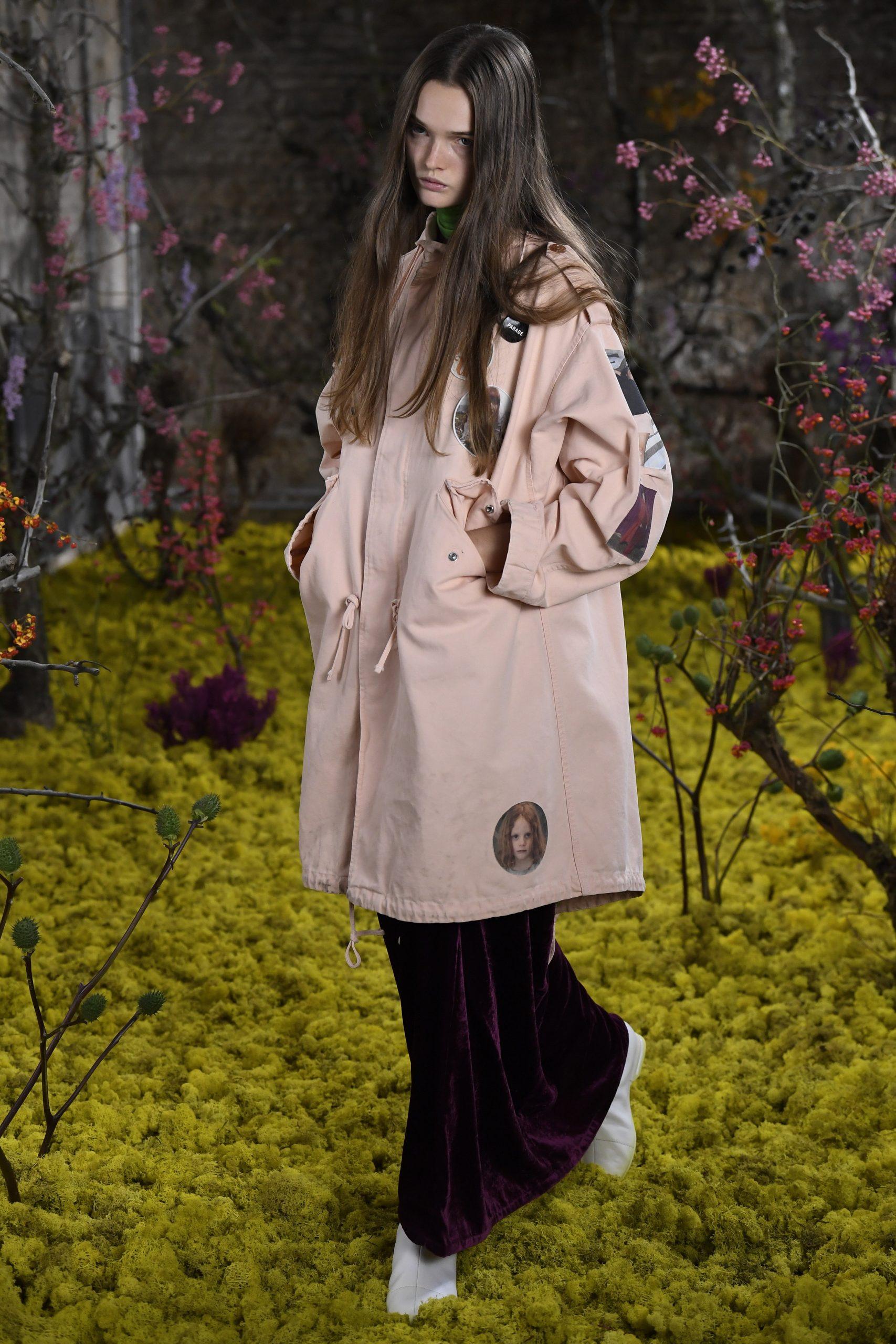 Raf Simons Spring 2021 Fashion Show Photos