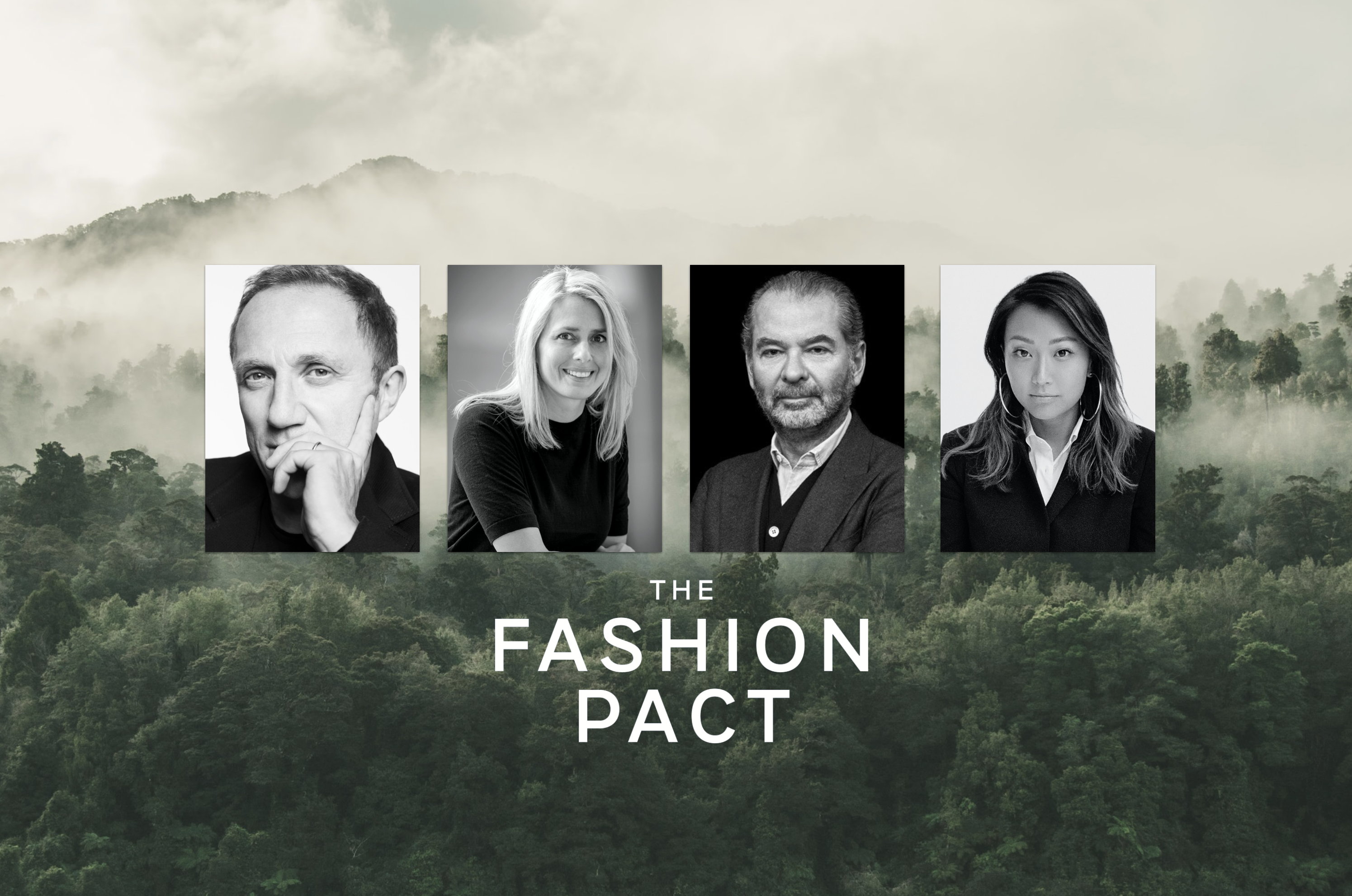 The Fashion Pact Takes 1st Steps Toward Industry Transformation