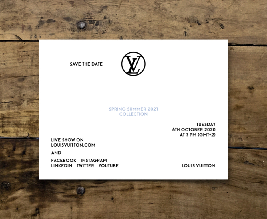 Women's Fashion Show Invitations Photos from Spring 2021