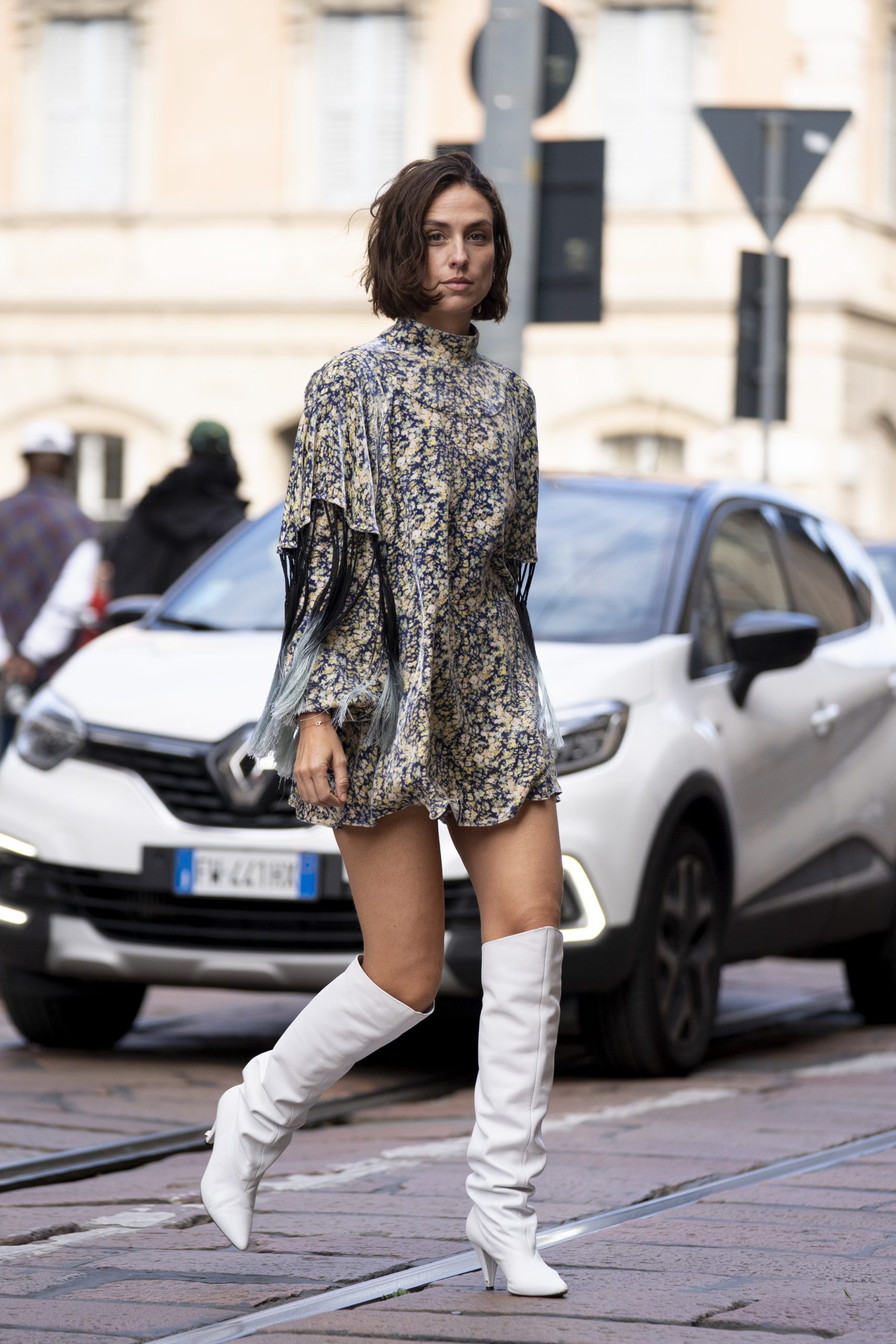 Vincenzo Grillo's Best Street Style Looks of Spring 2021