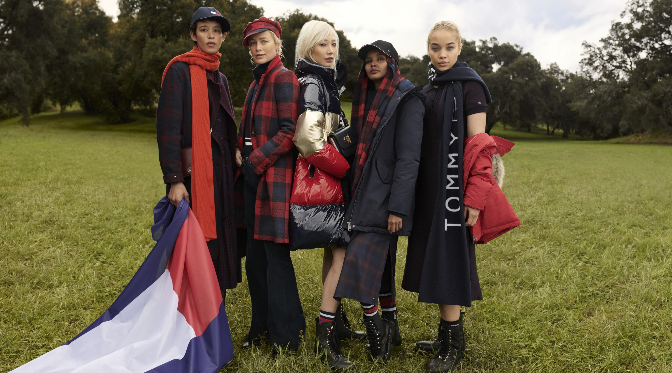 Tommy Hilfiger Fall 2020 Ad Campaign Film & Photos
