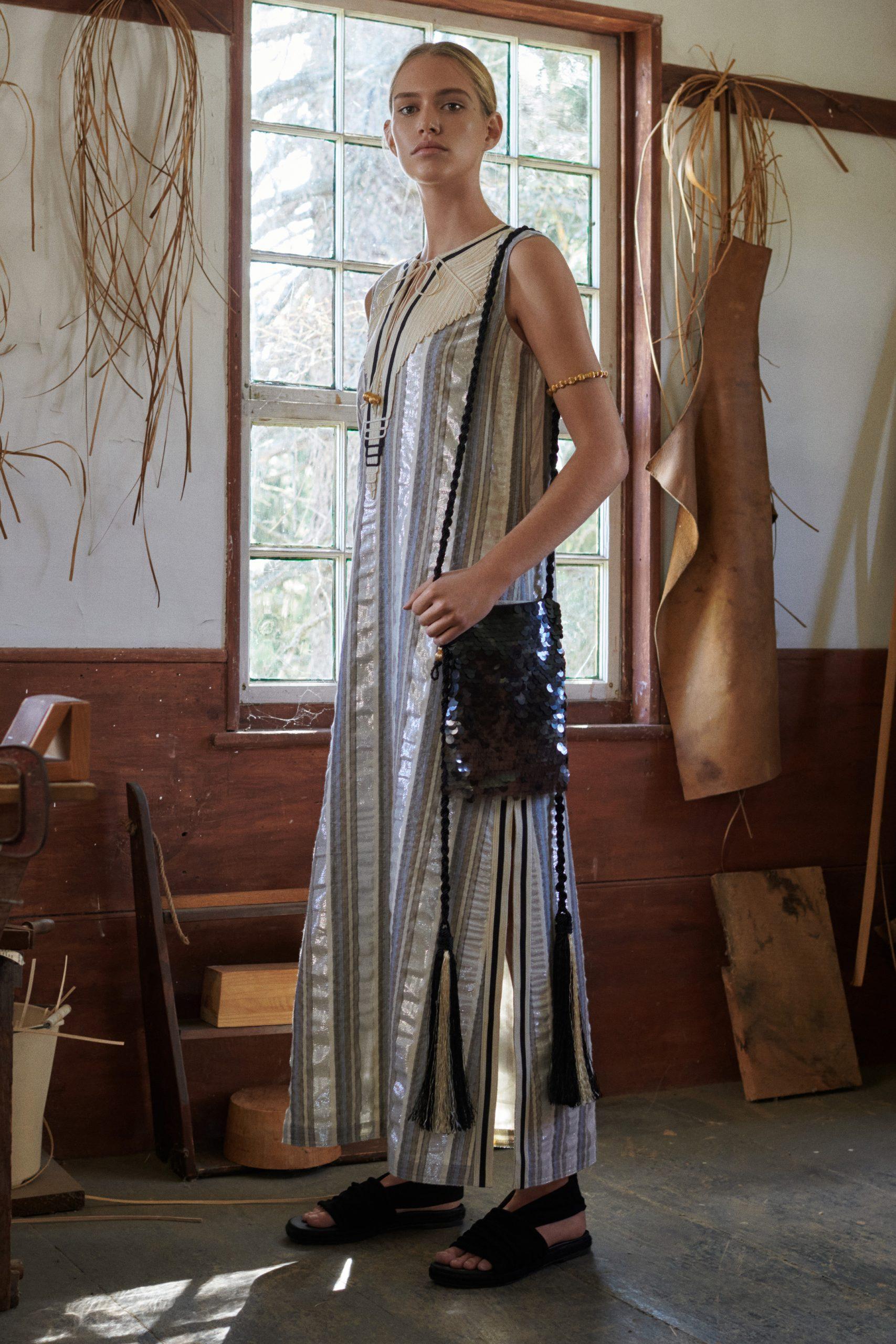 Tory Burch Spring 2021 Fashion Show Review