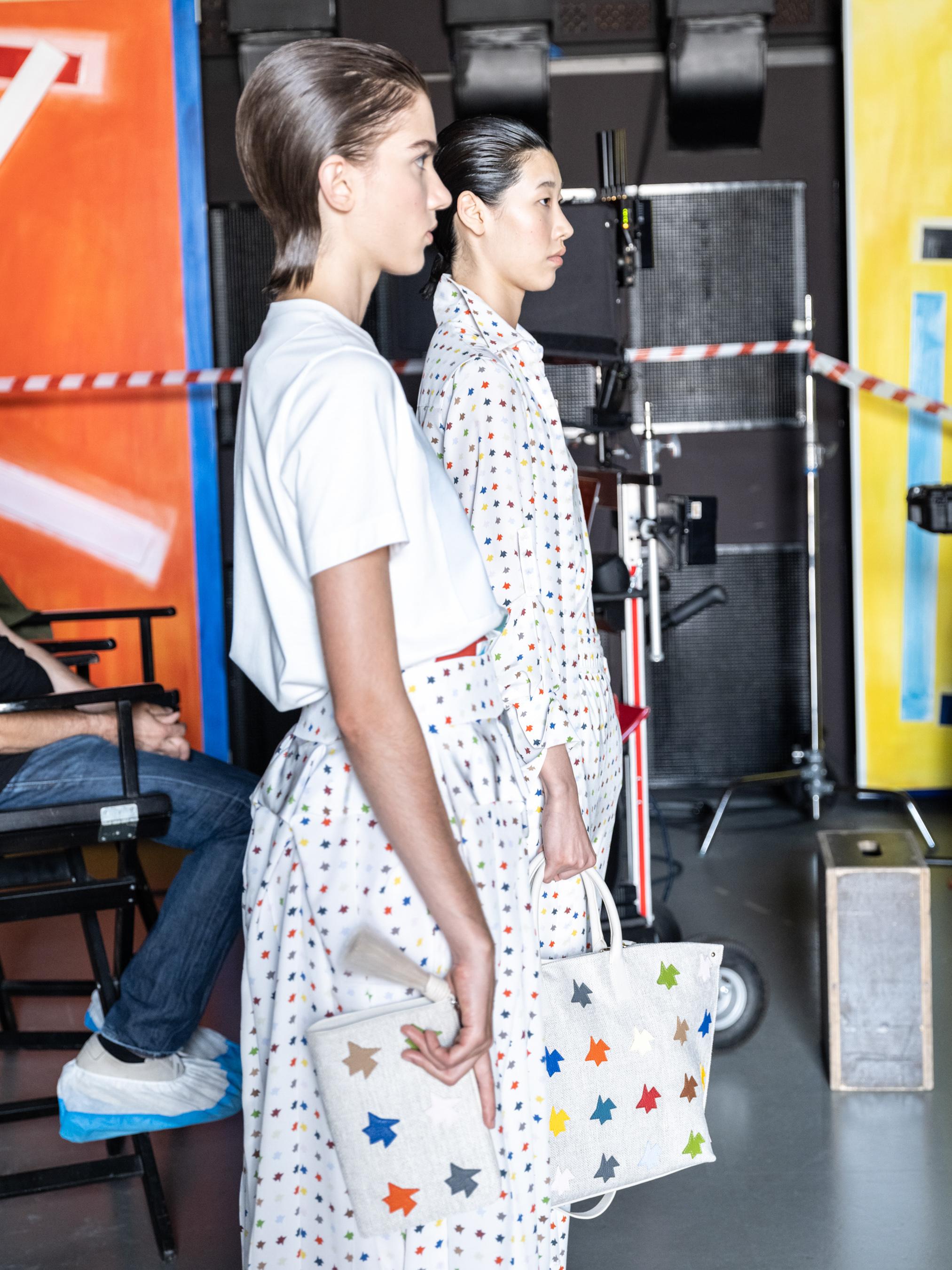 Akris Spring 2021 Fashion Show Photos