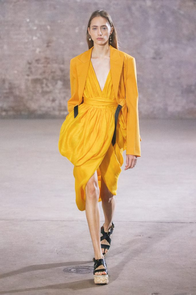 Review of Day 6 of Paris spring 2021 fashion shows
