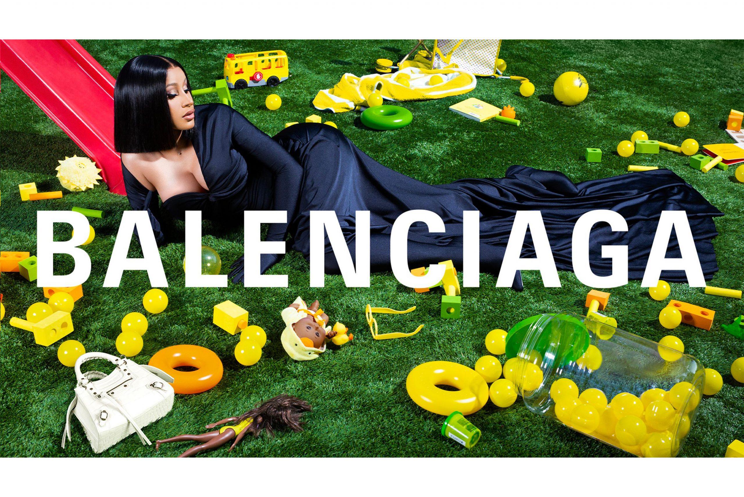 Balenciaga Fall 2020 Ad Campaign Photos