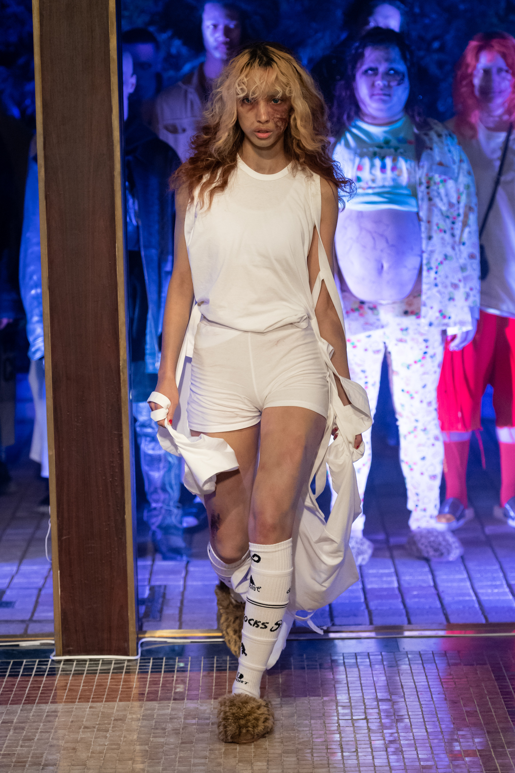 By R Doublet Spring 2021 Fashion Show Photos