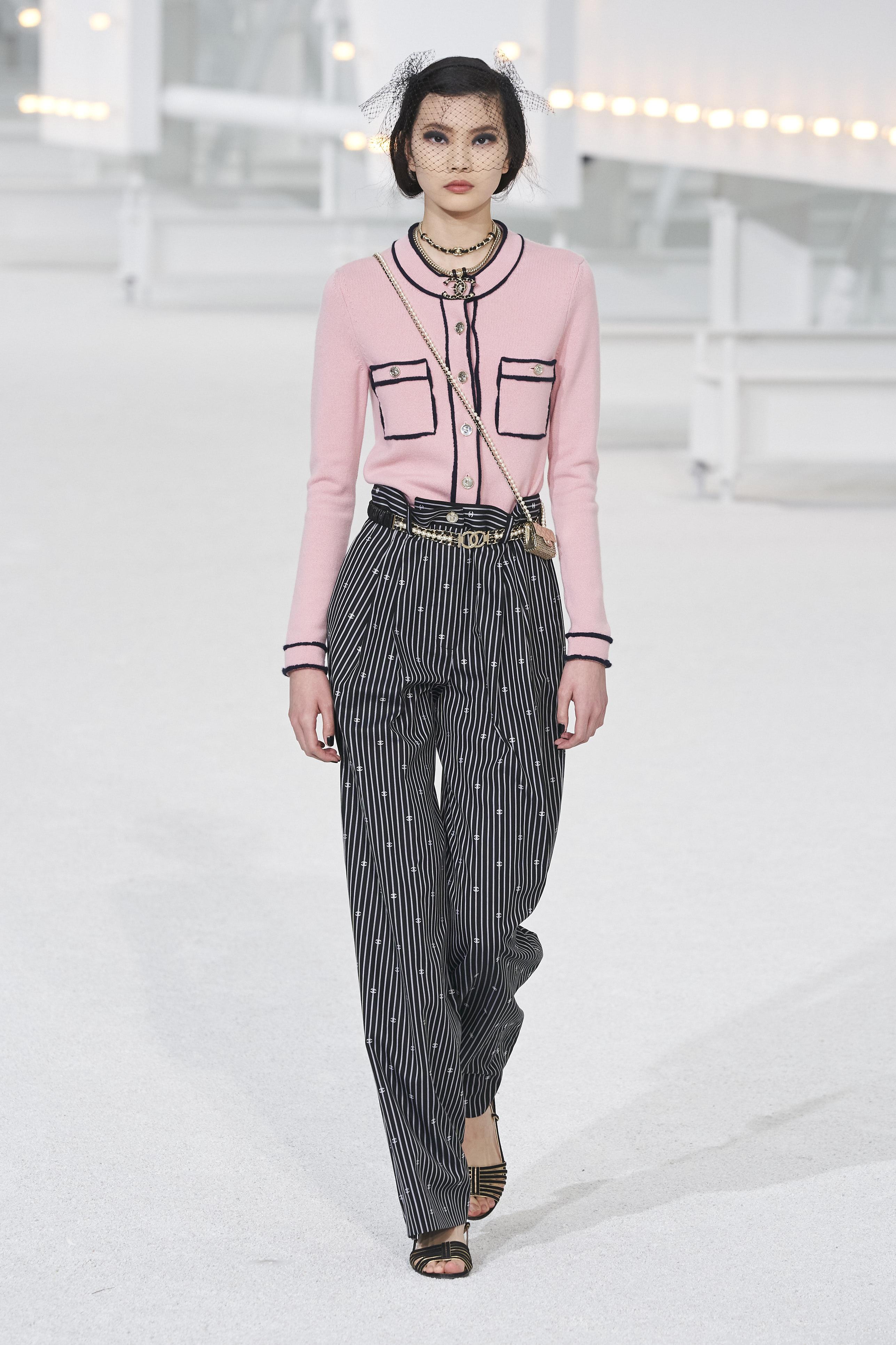 Chanel Spring 2021 Fashion Show Photos