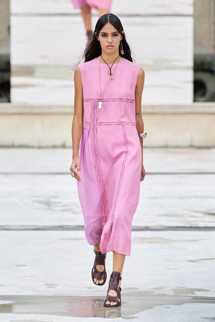 Chloe Spring 2021 Fashion Show