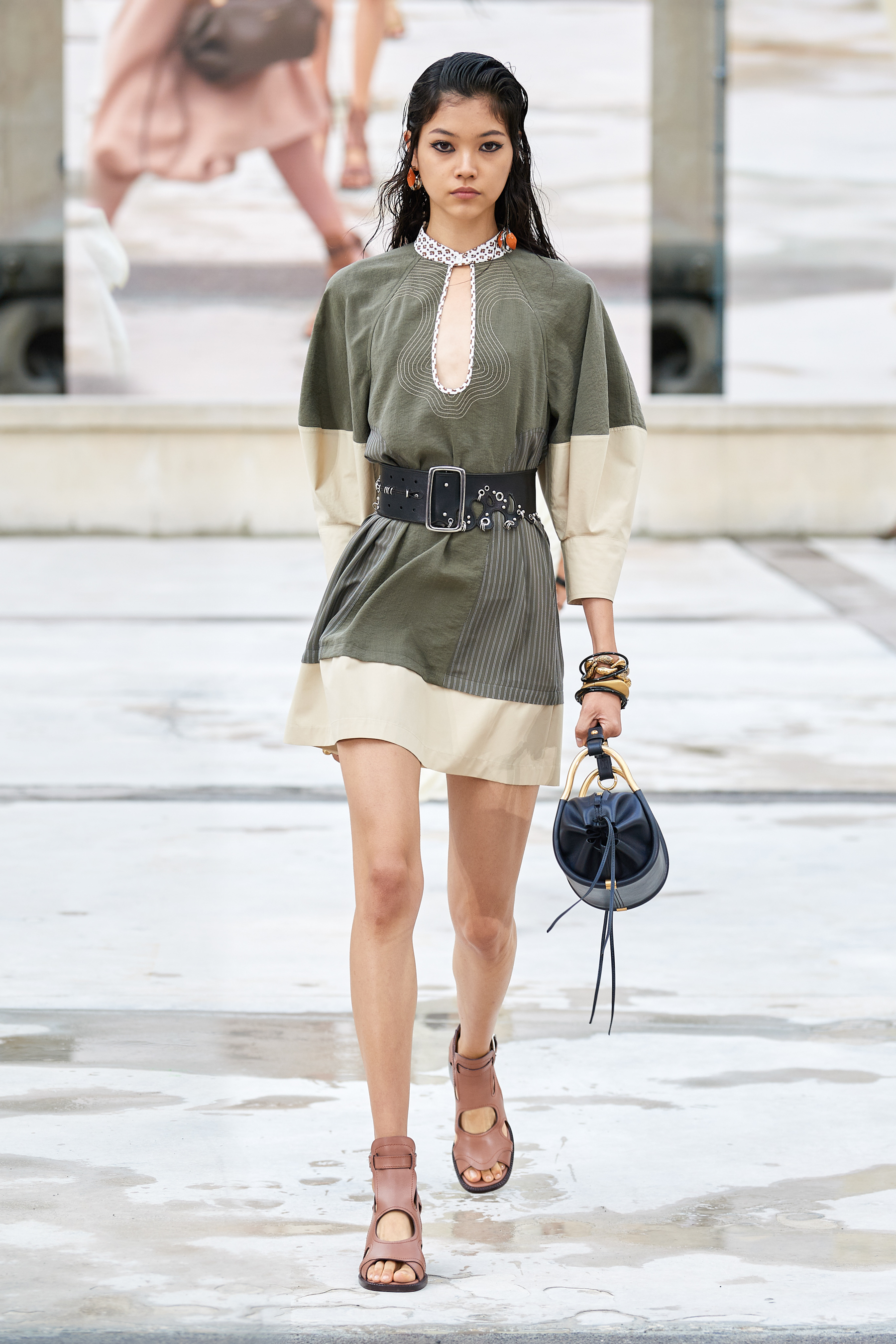 Chloe Spring 2021 Fashion Show Photos