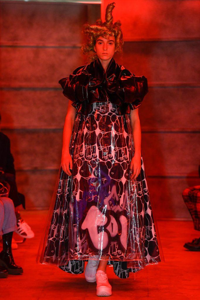COMME des GARÇONS Spring 2021 Fashion Show Review