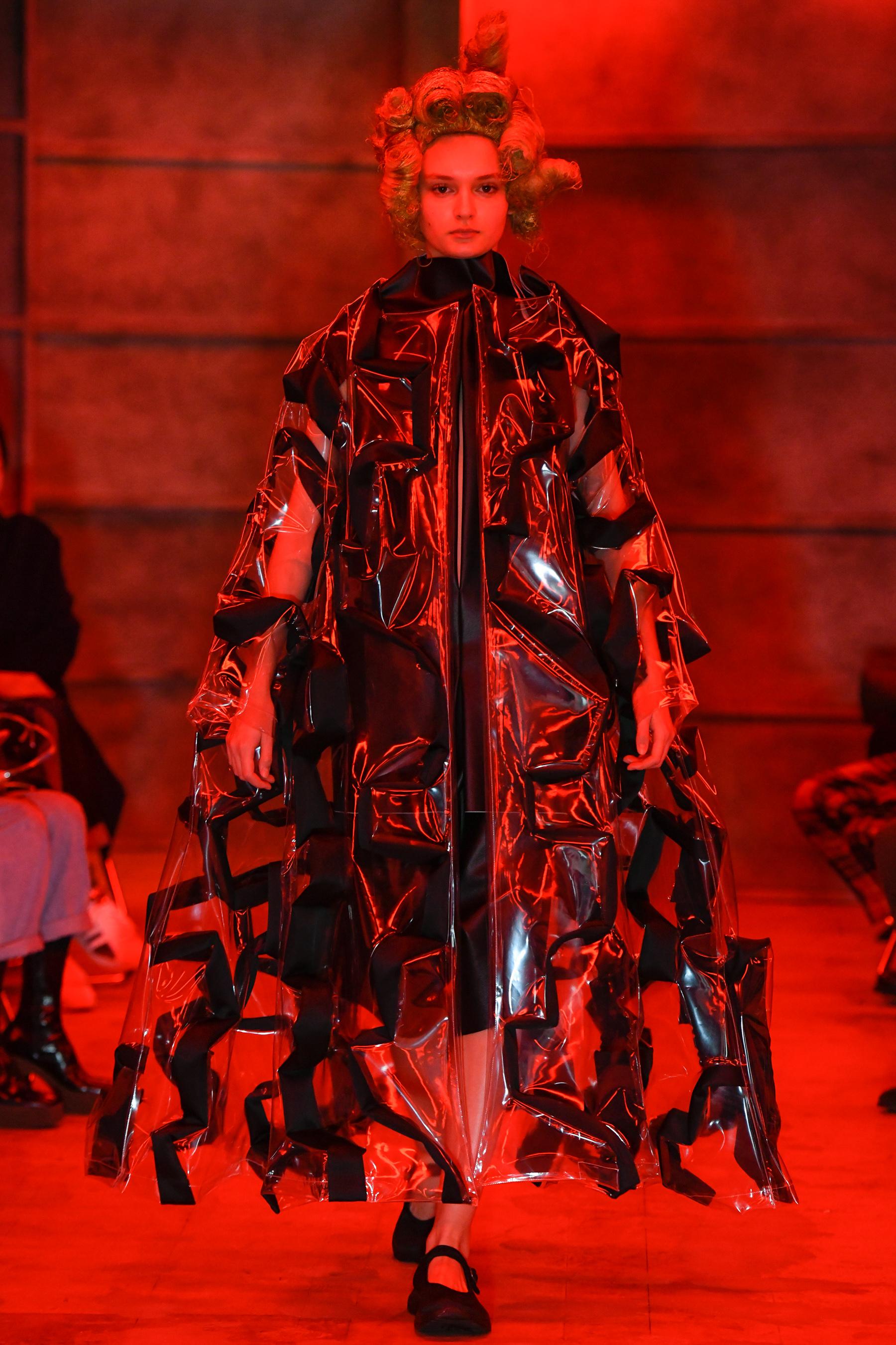 Comme Des Garcons Spring 2021 Fashion Show Photos